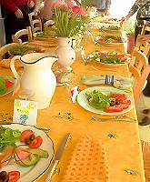 Cuisine Provençale & ambiance chaleureuse